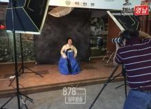 [상주]이안면, 장수사진 촬영 ·전달