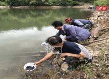 [상주]내수면 어자원 보호를 위한 토종어류 방류
