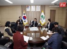 [상주]'꿈과 희망의 약정 후원금'1억2천만원 약속