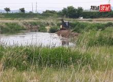 [상주]동문동 봄 가뭄대책에 적극 나서다