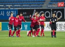 """[상주]""""선생님! 스승의 날에는 상주상무 축구 보러가요"""""""