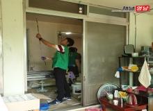 [상주] 계림동, 행복한 보금자리 만들기 봉사단  가정주택 무료 수리 봉사활동