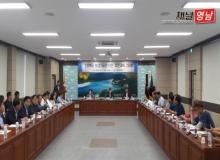 [상주]경북도농업기술원 이전 주민과의 간담회 개최