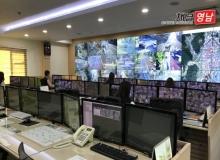 [상주]상주시 CCTV통합관제센터 면밀한 모니터로 차량털이범 검거에 기여