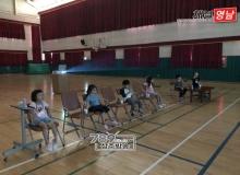 [상주]상주중앙초등학교병설유치원 배추모종 심기 활동 실시